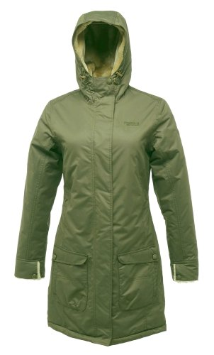 Regatta Luna Luv Women's Waterproof Jacket Grün