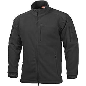 41wTw4Km98L. SS300  - Pentagon Men's Perseus Fleece Jacket 2.0 Black