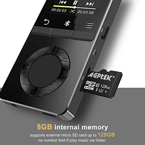 Zoom IMG-3 agptek hifi bluetooth 4 0