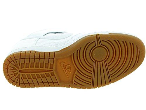 Nike - Wmns Dunk Sky Hi Essential, Scarpe sportive Donna Bianco (Blanco (White / White-Gm Md Brwn-Wlf Gry))