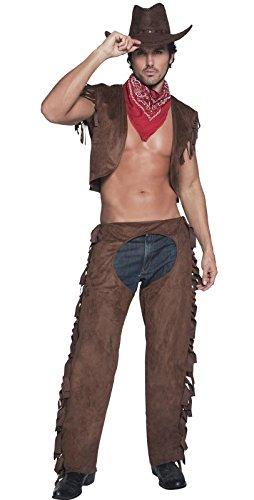 Sexy Cowboy-Kostüm für Herren M