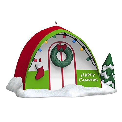 Hallmark Keepsake 2017Happy Camper Weihnachten Ornament
