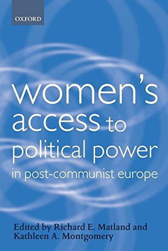 [(Women's Access to Political Power in Post-Communist Europe)] [Edited by Richard E. Matland ] published on (July, 2003) par Richard E. Matland