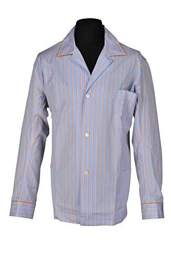 brioni-ensemble-de-pyjama-a-rayures-manches-longues-homme-bleu-bleu-l