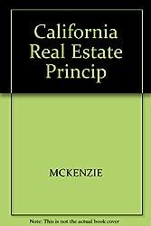 California Real Estate Princip