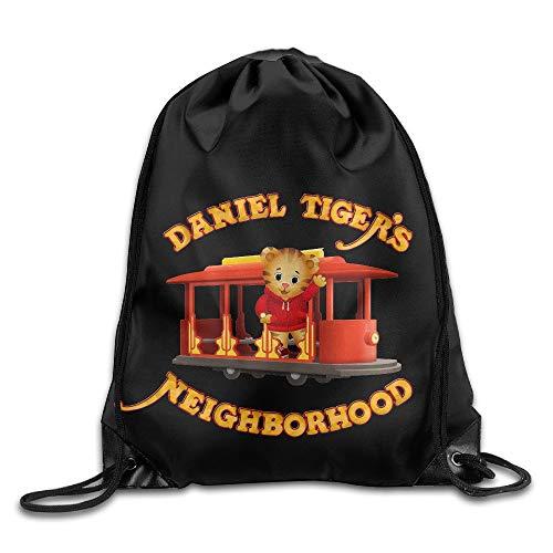 Zengyan gym sackpack daniel tiger's neighborhood