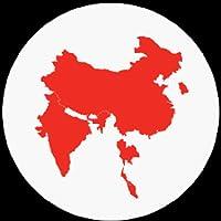 Asia relief