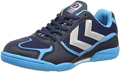 Hummel HUMMEL ROOT - Zapatillas deportivas para interior de material sintético Unisex adulto