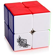 Cyclone Boys Cubo puzle de 2x2x2 caras (50 mm), de colores