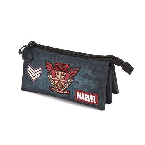 Karactermania Captain Marvel Force-astuccio Portatutto