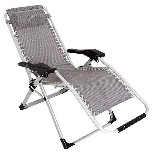 Poltrona sdraio reclinabile pieghevole