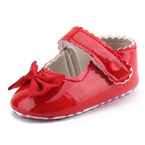 Sanahy Baby Schuhe mädchen Bowknot-lederner Schuh-Turnschuh Anti-Rutsch weiches Solekleinkind Turnschuhe Sommer Kleinkind Prinzessin Schuhe