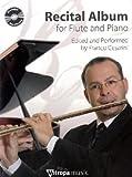 Recital Album for Flute and Piano, m. Audio-CD