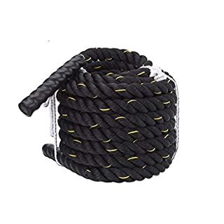 MORO Battle Rope Body Strength Sport Exercise Fitness Bootcamp Fitness Training Rope (9M)