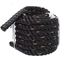 25mm Battle Rope Trainingsseil Sportseil Schwungseil für Kraftausdauer