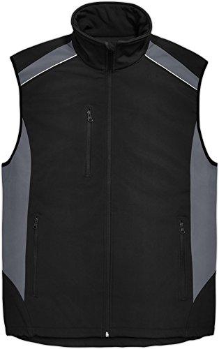 damen-softshell-weste-atna-winddicht-wasserabweisend-atmungsaktiv-farbe-schwarz-grau-grosse-m