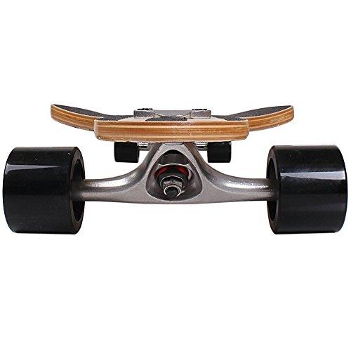Zoom IMG-2 funtomia skateboard longboard drop through