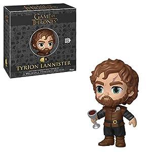 Funko Juego De Tronos Figura 5 Stars Tyrion Lannister, Multicolor (37775)