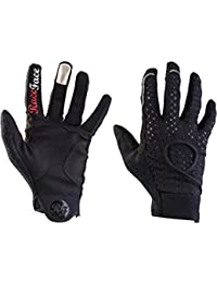 Guantes Btt Mujer Race Face 2017 Khyber Negro (S , Negro)
