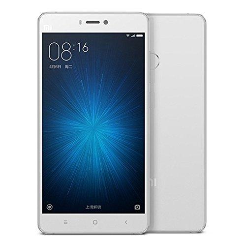 Mi4s M4s 4s 3GB RAM 64GB ROM MIUI 7 Fingerprint 4G LTE Dual Sim Hexa Core 2.0GHz 5.0 inch FHD 5+13MP Blanco