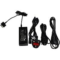 Nicecool®, 12 V 1,5 A M-Plug Alimentatore caricabatterie AC per Acer Iconia Tab W510, Laptop, Notebook, Compute Adattatore da viaggio per presa a muro AC Charger