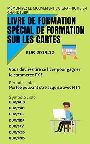 Couverture du livre Mémorisez le mouvement du chandelier graphique Trucs spéciaux de formation graphique, numéro de 12-2019 EUR