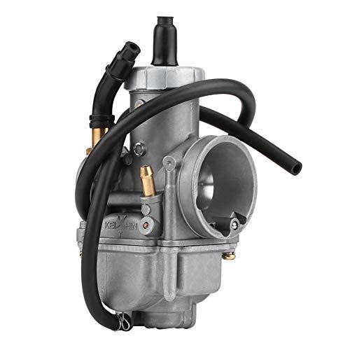 Vergaser, 30mm Vergaser Carb passt Motor Motor Generator Ersatz Vergaser für ATV Dirt Bike Go Kart 125cc-800cc, für PE30,120 Hauptdüse (dmm), 42 Pilot/Slow Jet (dmm) (Go Kart Motor Vergaser)