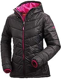 Nordcap Damen Jacke in Daunenoptik, warme Steppjacke, tolle Übergangs- & Winterjacke, 100% Wattierung (Gr: 36-50)