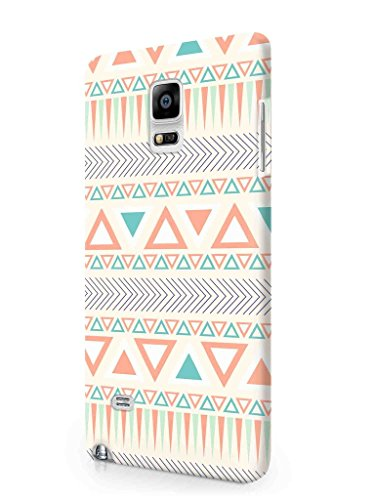 Cover Affair Aztec Printed Designer Slim Light Weight Back Cover Case for Samsung Galaxy Note 4