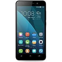 Honor 4X Smartphone débloqué 4G (8 Go - Ecran : 5,5 Pouces HD - Double SIM - Android 4.4 KitKat) Noir