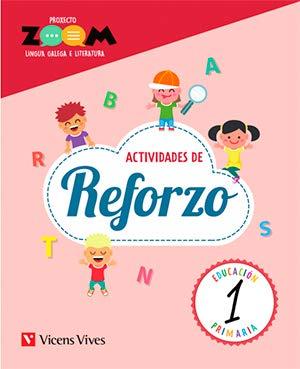 LINGUA 1 CADERNO DE REFORZO (ZOOM)