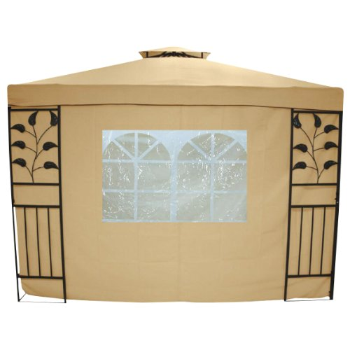 Testrut 469915 - Gazebo, color beige