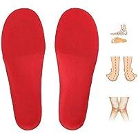 Orthopädische Einlegesohlen, 1 Paar Flache Fußgewölbestützeinlagen für Kinder Kinder Damenschuhe, U förmiges Becher... preisvergleich bei billige-tabletten.eu