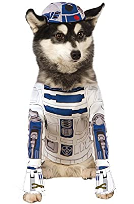 Rubies Costume Star Wars R2-D2 Pet Costume