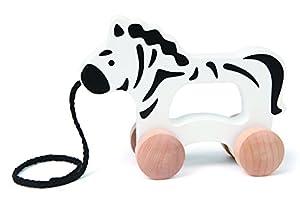Hape - Arrastre pequeño Zebra (0HPE0909)