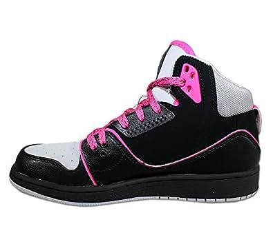 Nike Air Jordan 1 Flight 2 (GS) Junior 631788-060-38 - 5.5 Noir