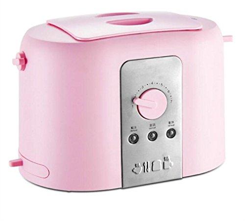 Große Elektro-röster (Happybeauty 2 scheiben Toaster mit Cancel / Defrost / Reheat Funktion, 730W, extra Wide Slots und Custom Toasting Einstellungen mit Warming Rack)