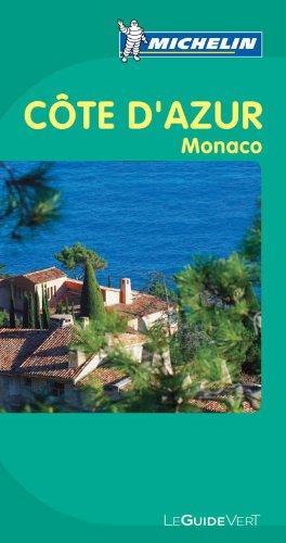 Cote D'azur Monaco 2010            Fl (Guides verts Michelin)