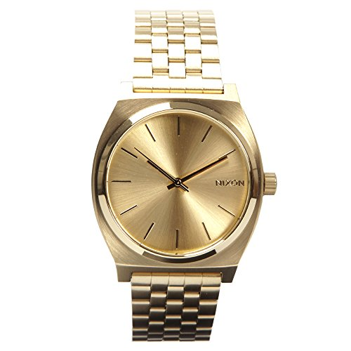 Nixon-Time-Teller-Gold