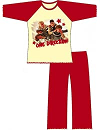 One Direction - Pyjama Set Band (in 5-6 Jahre (116))