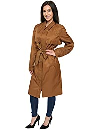 The Collection Ladies Ex Store Zip Through Mac Trench Coat Sizes 8-20