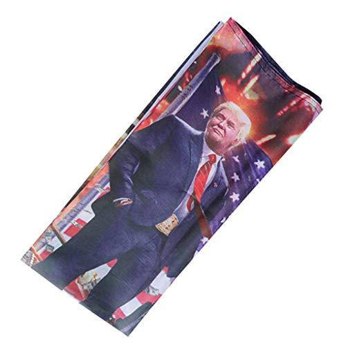 SEVENHOPE Trumpf-Behälter-Flagge 90x150cm Digital-Druck-Polyester-Fahnen-Trumpf 2020 große hängende Trumpf-Flagge