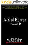 A-Z of Horror (Volume 1)