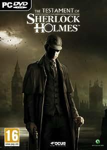 The Testament of Sherlock Holmes (PC DVD)