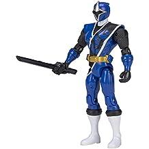 "Power Rangers Ninja Steel 5 ""(Blue Ranger) (Inviato da UK)"