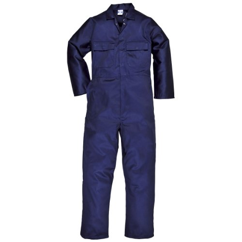 Portwest Herren Overall Euro (S999) (2XL x Regular) (Marineblau)