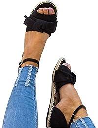 Amazon.es: Lazo Negro - 37 / Zapatos para mujer / Zapatos ...