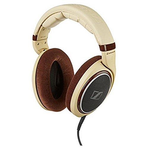 Sennheiser HD598 Cuffia Circumaurale Stereo Hi-Fi, Dinamica Aperta, Beige