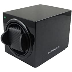 Barrington Single Watch Winder Black