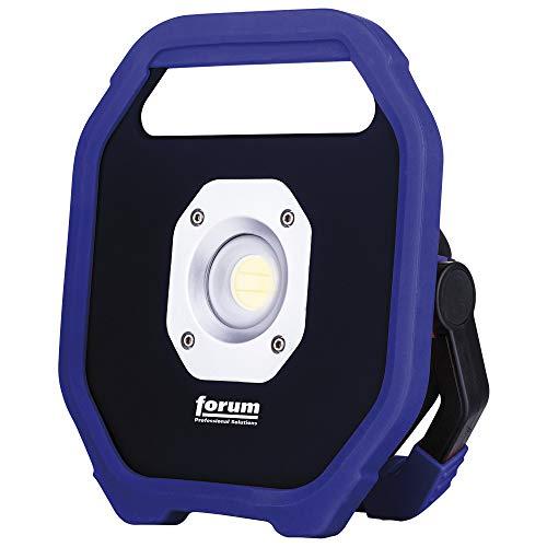E-COLL LED Akku-Arbeitsleuchte 10 W FORUM